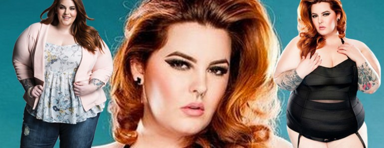 Tess Munster, The Biggest Plus-Size Model to Sign Up with an Agency