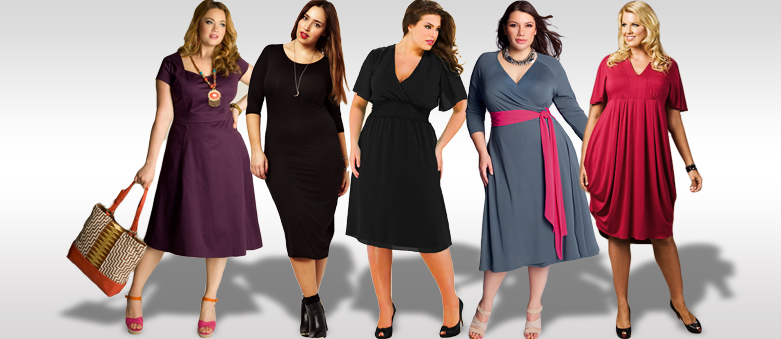 women clothing online shopping plus size