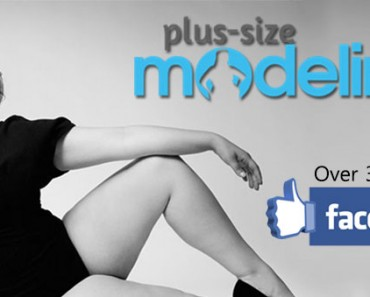 Plus Size Modeling Hits the 300,000 Milestone on its Official Facebook Page