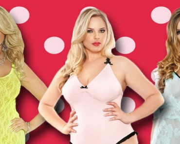 5 Plus-Size Lingerie from Taurus Rainbow You Must Have
