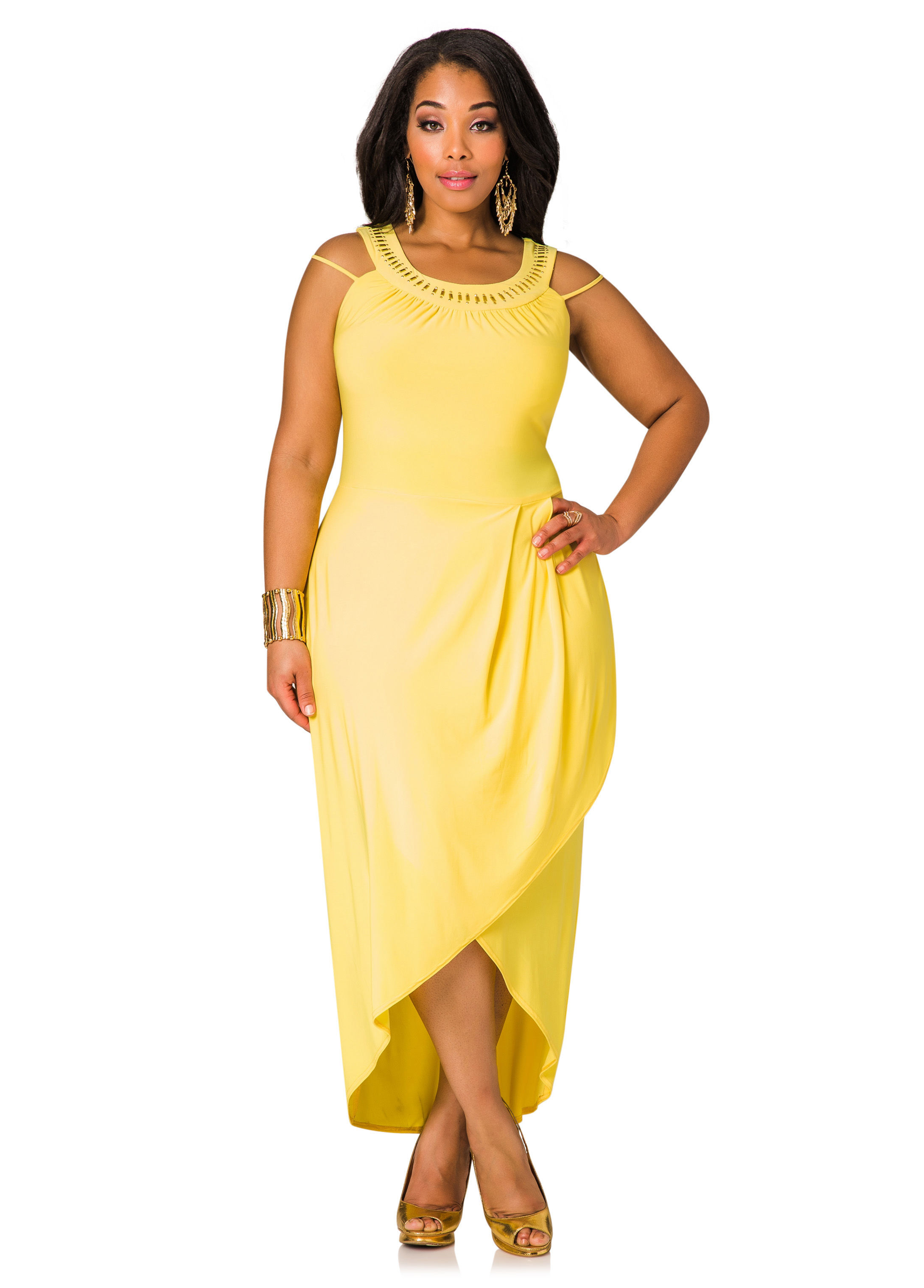 Kentucky Derby-Inspired Plus-Size Dresses You'd Love