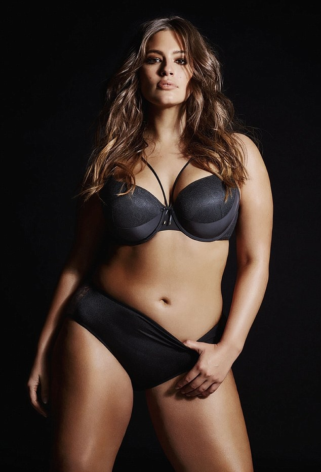 This Is How a Typical Day in the Life of Plus-Size Model ...
