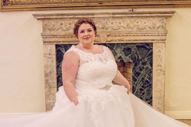 curvy chic bridal plus size wedding dresses plus size