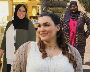 Middle East Plus-Size Women