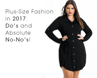 Plus-Size Fashion in 2017