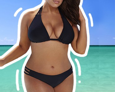 Choosing-Plus-Size-Swimwear-According-to-Your-Body-Shape