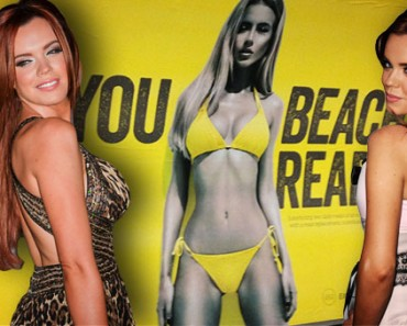 Model Maria Fowler Sparks Fat Shaming Debate Over Protein World Ad