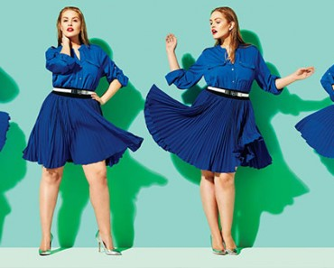 Top 5 Modeling Tricks From Plus Size Models