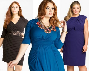 The Styles of Plus-Size Dresses You Can Choose From