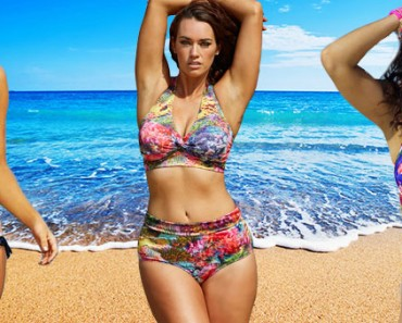 Plus Size Model Laura Wells Comes Out With Swimwear Line