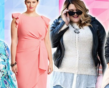 Top 8 Plus-Size Fashion Brands for Curvy Women