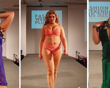 Take a Sneak Peek of the Brazilian Plus-Size Fashion Week