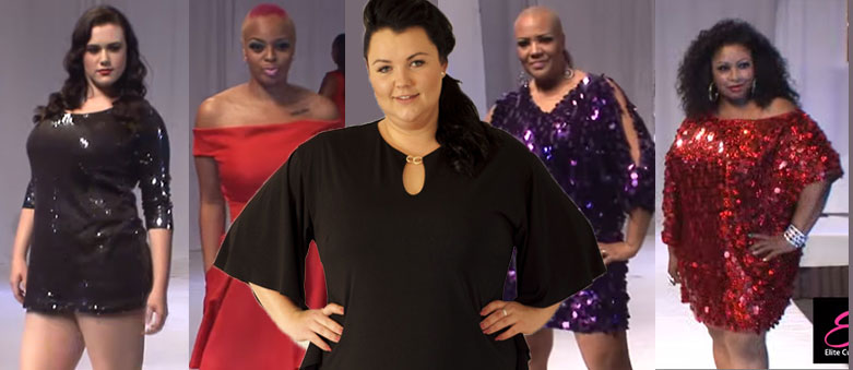 6 Videos Featuring Plus-Size Runway Fashion