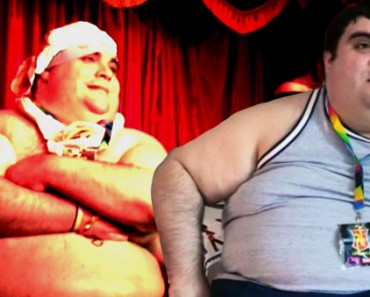 419-Pound Gay Man Stavros Louca Wins Beauty Contest