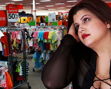 Top 10 Frustrations for Every Plus-Size Shopper