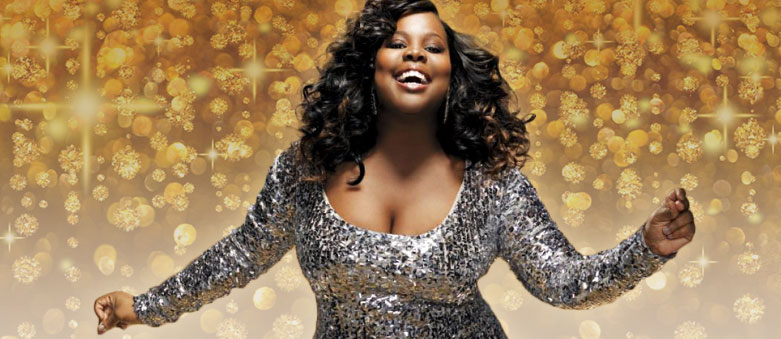 5 Fashion Tips from Amber Riley Plus-Size Women Can Definitely Follow