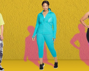 Top 5 Fitness Brands for the Plus Size Woman