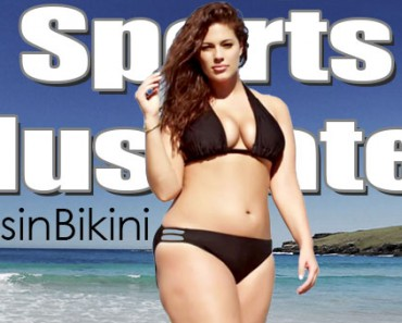 #CurvesinBikini - Sports Illustrated's First Ever Plus Size Ad Campaign Feature