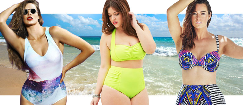 Top 7 Plus Size Swim Wear to Rock This Summer