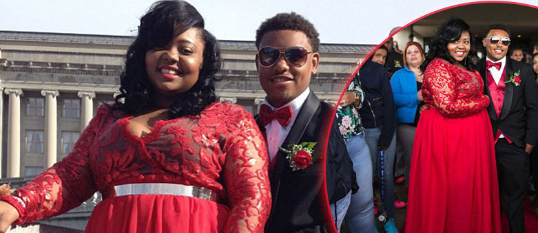 Plus-Size Student Suspended for Revealing Prom Dress