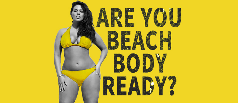 Plus Size Model Ashley Graham Lashes Back at Protein World Ad