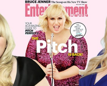 Rebel Wilson Conquers the Plus-Size World with Her Confidence