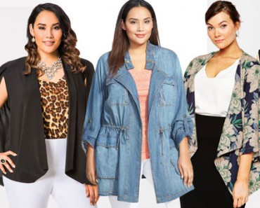 Your Ultimate Guide to Shopping for Plus-Size Women's Coats and Jackets
