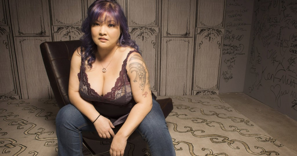 Penthouse's First Plus-Size Model