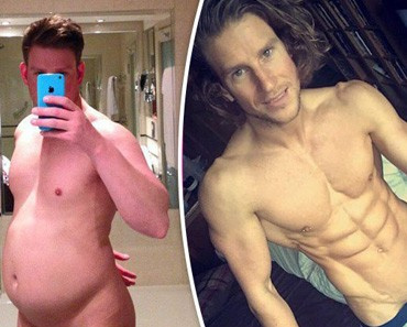 PLUS-SIZE-NEW-How-a-Fat-Donut-Eater-Dropped-50-Pounds-and-Became-a-Male-Model