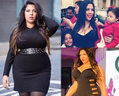 PLUS-SIZE-NEW-Mother-who-suffered-racist-bullying-becomes-a-plus-size-model-to-inspire-her-daughter