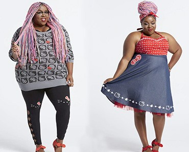 PLUS-SIZE-NEW-Sanrio-&-Torrid-Launch-First-Ever-Plus-Size-Hello-Kitty-Collection