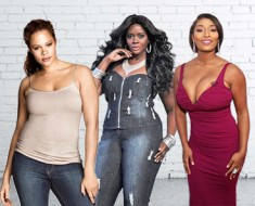 Black Plus Size Models