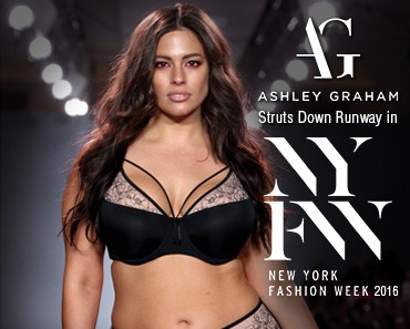 2016 NYFW Ashley Graham