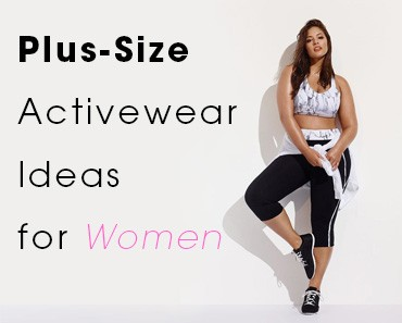 Plus-Size Activewear