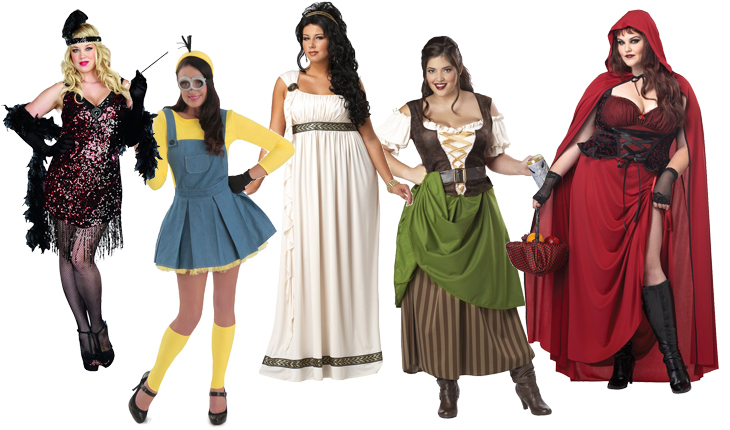 Stunning Plus Size Halloween Costumes  sc 1 st  Plus-Size-Modeling.com : fun size halloween costumes  - Germanpascual.Com