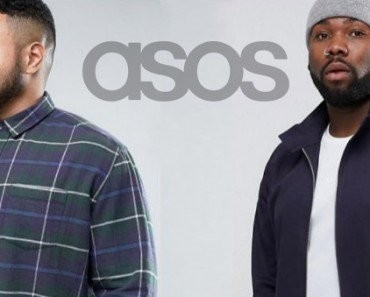 ASOS Men Plus-Size
