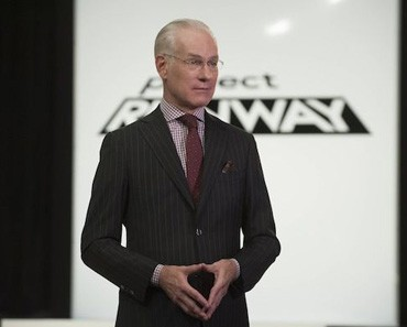 Tim Gunn for a Plus-Size Project Runway