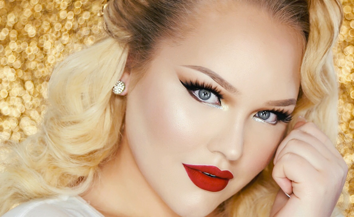 plus size beauty vloggers in youtube plus size modeling. Black Bedroom Furniture Sets. Home Design Ideas