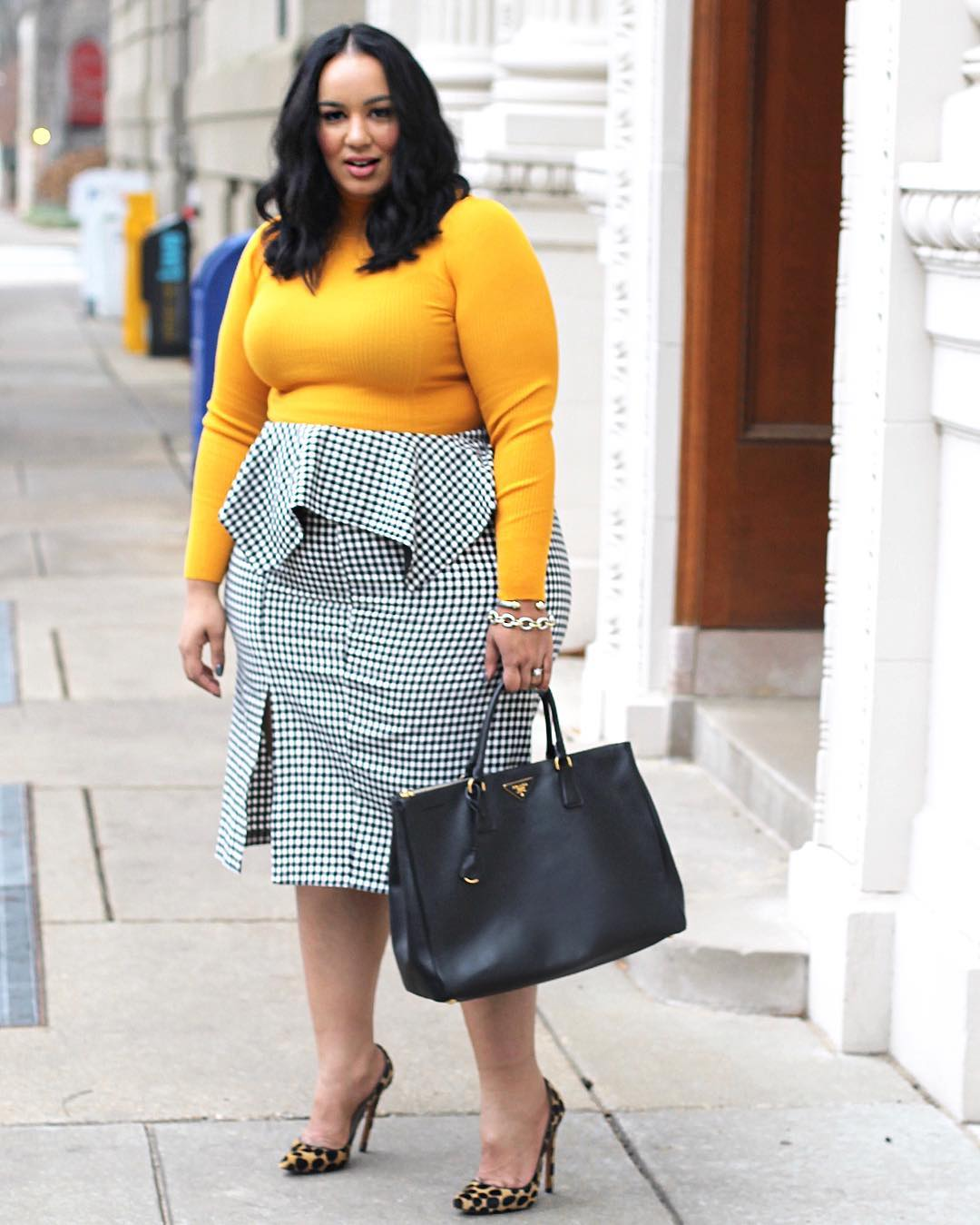 Black Plus Size Bloggers Trendy Women To Follow Plus Size