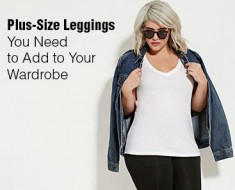 Plus-Size Leggings