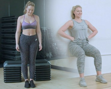 Iskra Lawrence Workout