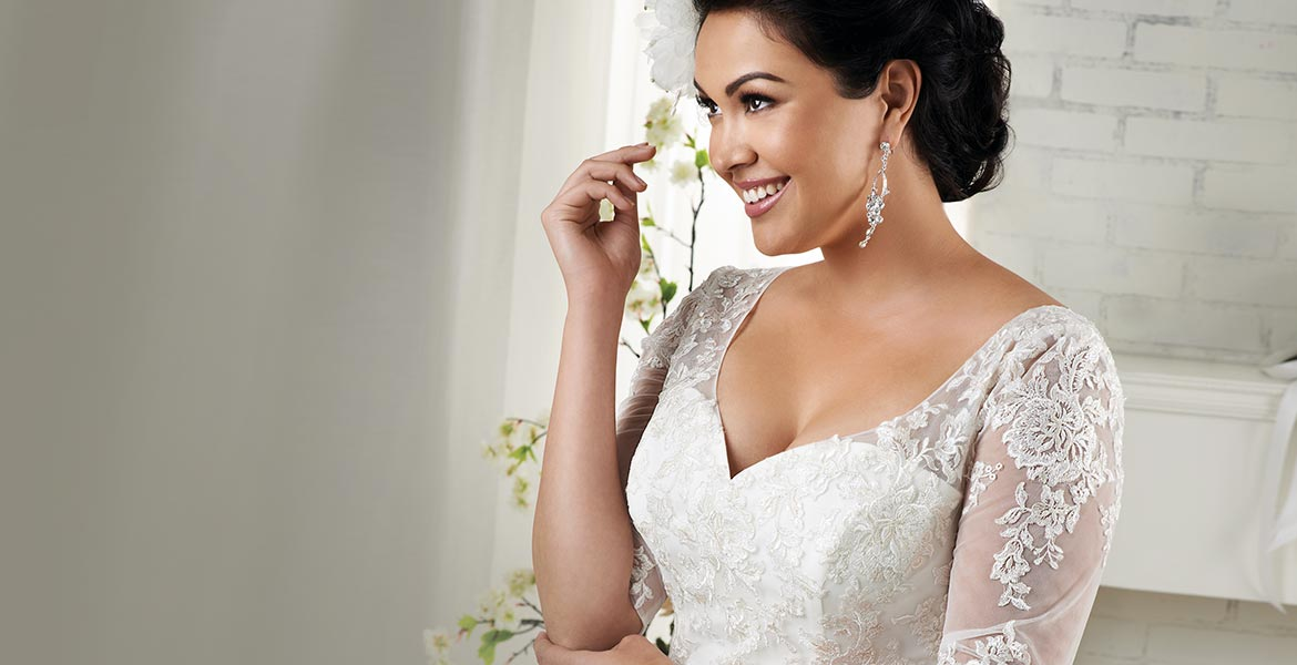 Cheap Wedding Dresses To Hire: Helpful Tips For Plus-Size Brides