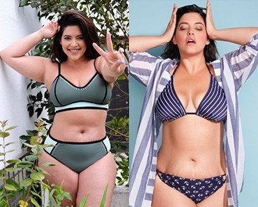 a8ec842d6ee Denise Bidot Proudly Shows Off Her Cellulite for New Target Ad. Plus-size  ...