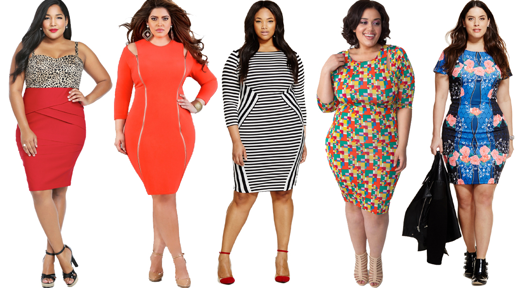 Plus-Size Clothing Tips for Different Body Types - Plus-Size Modeling