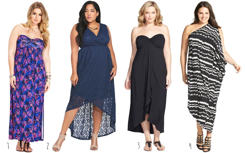 Plus-Size Clothing Tips for Different Body Types - Plus-Size ...
