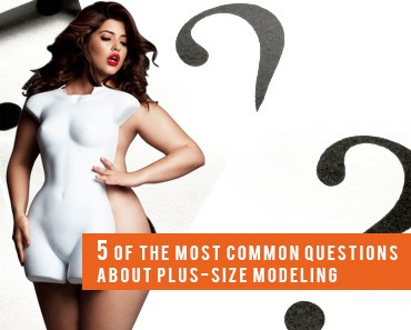 Questions About Plus-Size Modeling