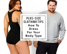 Plus-Size Clothing Tips for your Body Type