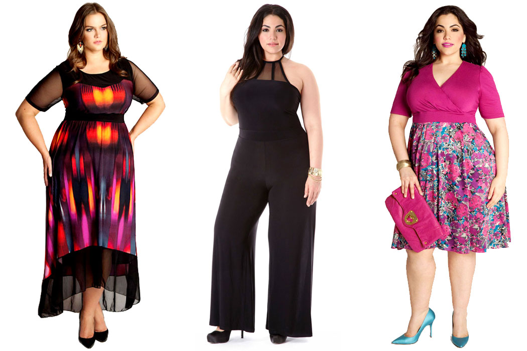 Plus-Size Clothing Tips For Different Body Types