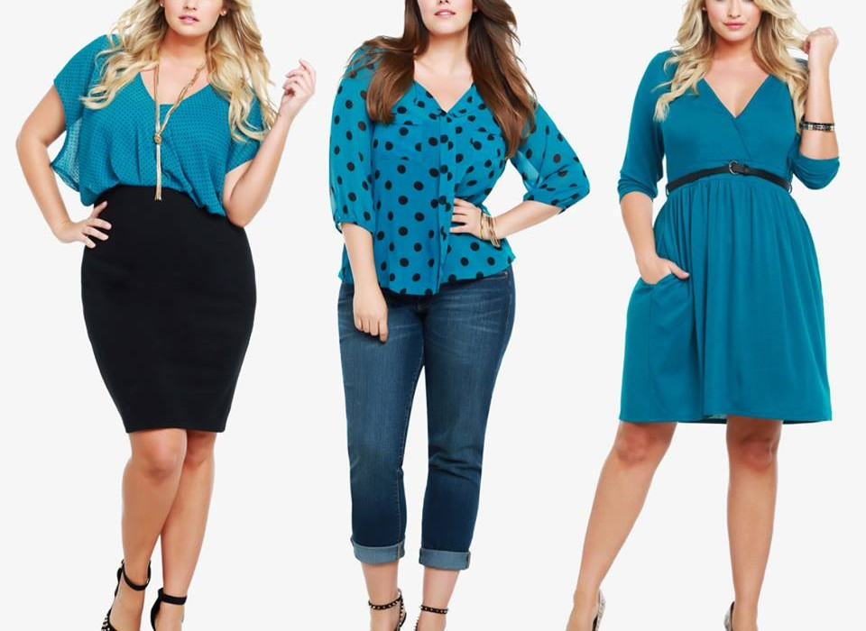 5149ef9a0f8 Plus-Size Clothing Tips for Different Body Types - Plus-Size Modeling