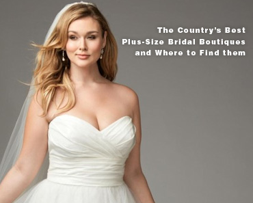 Plus Size Bridal Boutiques Around The Country Plus Size